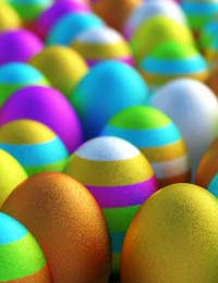 Easter Springtime Pace-egging